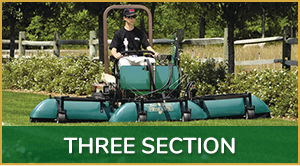 ProLawn Three Section Products