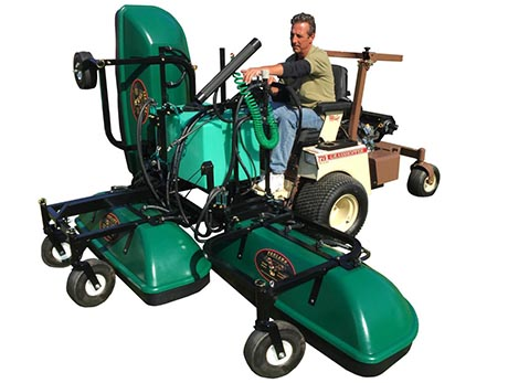 ProLawn Spray Shield